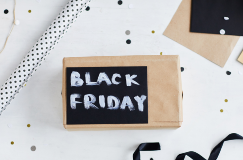 Black Friday - czarny piątek 2019